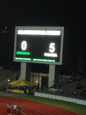 Grenada lost to Panama 5-nil